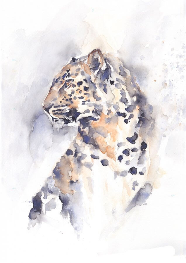 Leopard Darkness (Main Image)