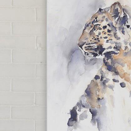 Leopard Darkness (in Situ) (1)