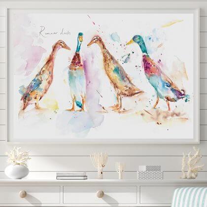 Runner Ducks (In situ) (1)