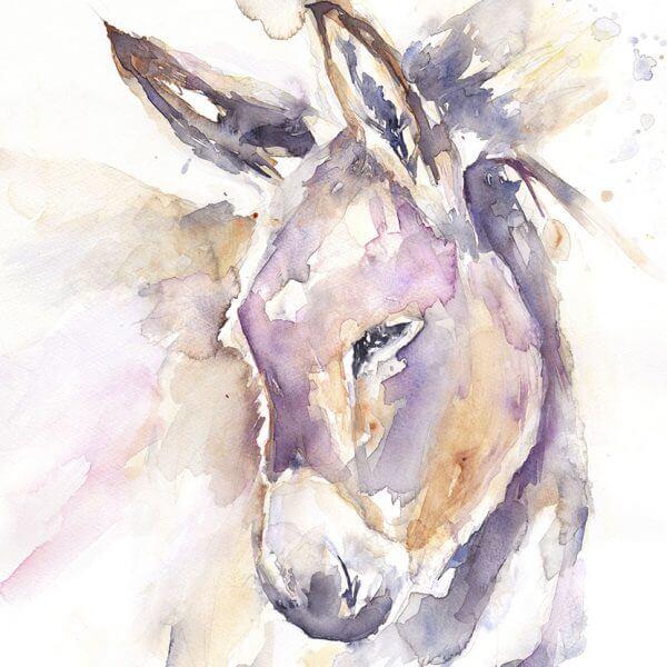 Donkey Prints